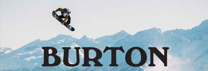 Burton Snowboarding Collection Boarderline