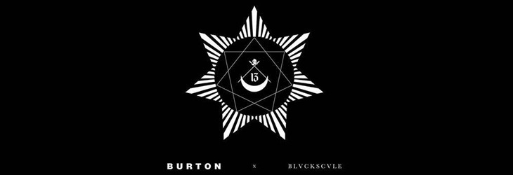 Black Scale X Burton