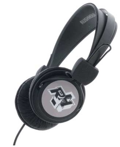 WESC BONGO HEADPHONES RUSH HOUR
