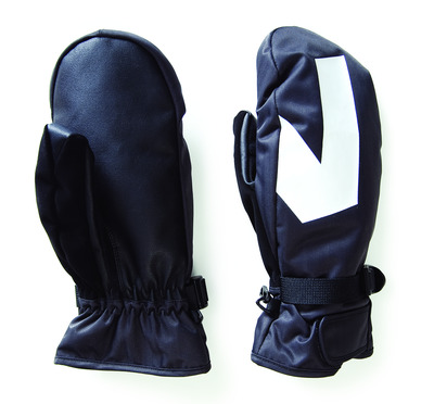Analog Gentry Mitt - Black