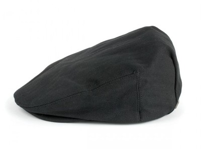 Brixton Hooligan Hat - Black Herringbone