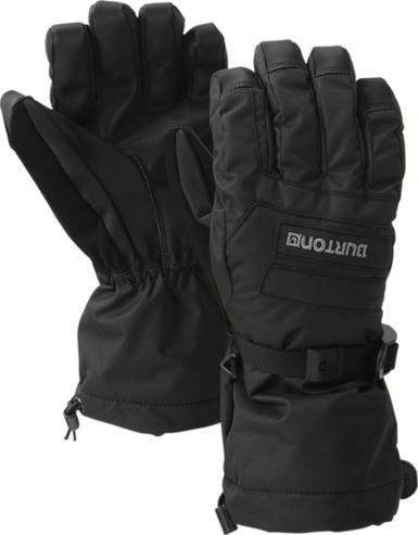 Burton Boys Glove, True Black