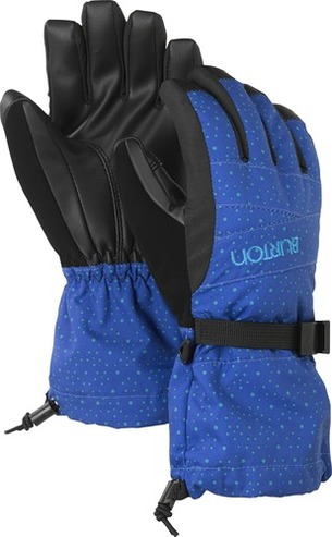 Burton Girls Glove - Deja Blue