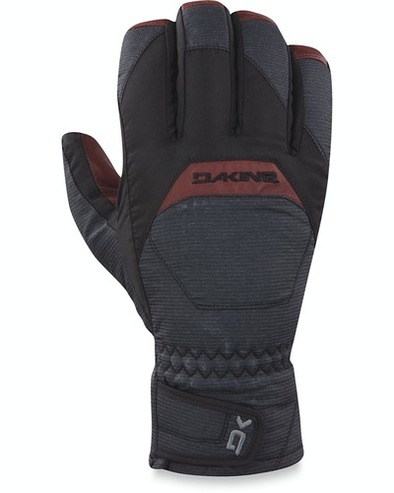 Da Kine Nova Glove - Anthracite