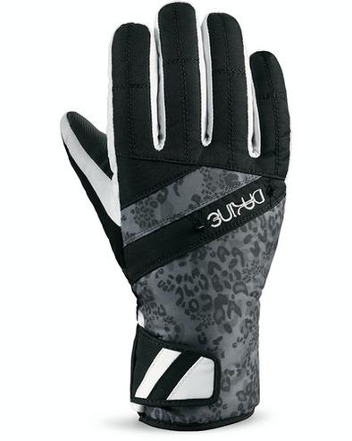 Da Kine Sienna Womens Glove - Cheetah