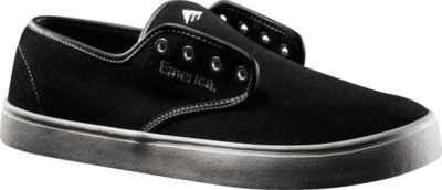 Emerica Laced - Black/White/Silver