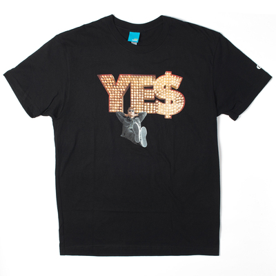 Enjoi YE$ T-Shirt - Black - Enjoi T-Shirt
