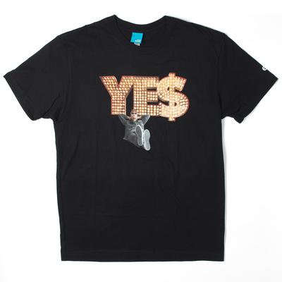 Enjoi YE$ T-Shirt - Black - Enjoi T-Shirt