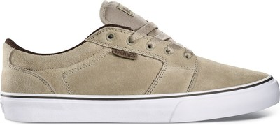 Etnies Barge - Tan/White
