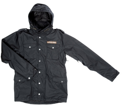Holden Philips Jacket - Black
