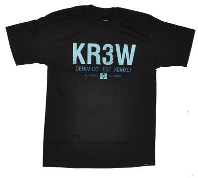 KR3W Denim Co T-Shirt - KR3W T-Shirt
