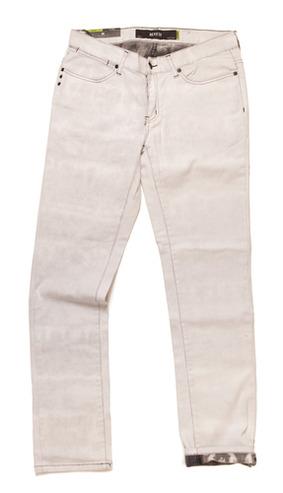 KR3W K Skinny Jeans - Tie Dye White
