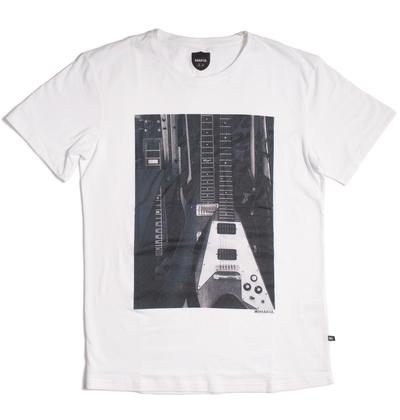 Makia String T-Shirt - White
