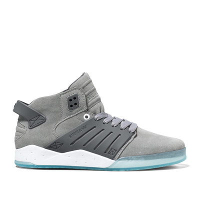Supra Skytop 3 III - Grey/White/Blue