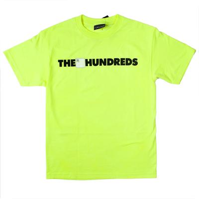 The Hundreds JPEG T-Shirt - Safety Green - The Hundreds T-Shirt