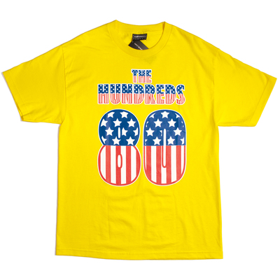 The Hundreds Merica T-Shirt - Yellow