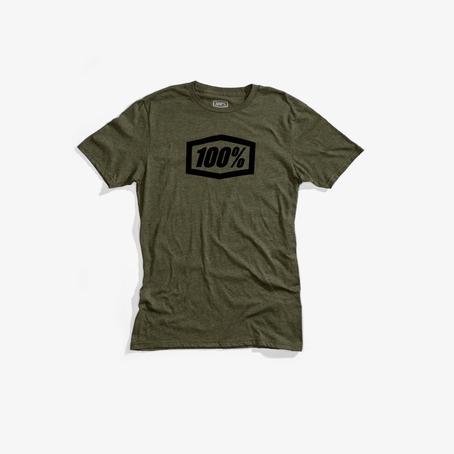 100% Essential T-Shirt - Fatigue