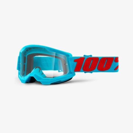 100% Strata 2 Goggles - Summit