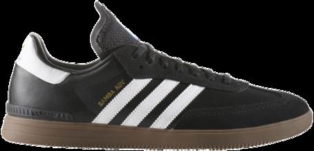 Adidas Samba ADV - Core Black/White/Gum
