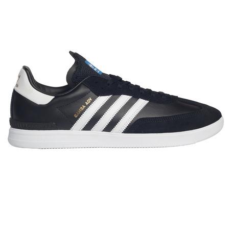 Adidas Samba ADV - Core Black/White/Bluebird