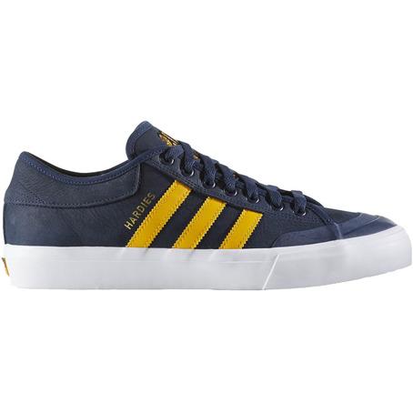 Adidas X Hardies Matchcourt ADV - Collegiate Navy/Customised/White