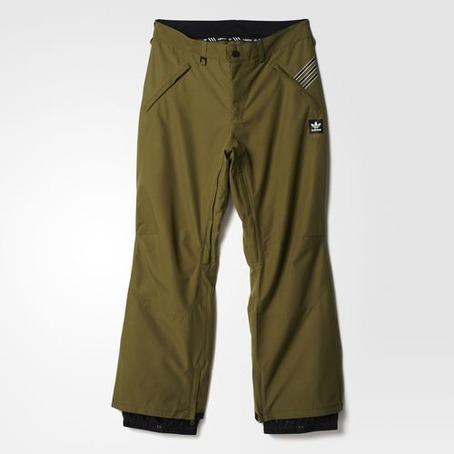 Adidas 10K Riding Pant - Olive
