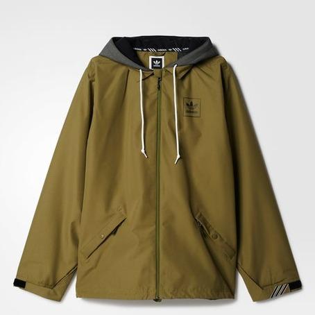 Adidas Civilian Jacket - Olive