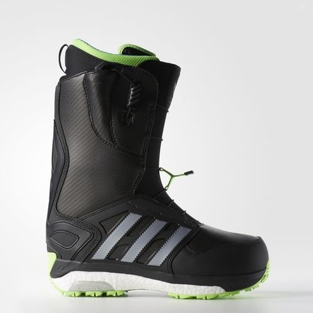 Adidas Energy Boost Snowboard Boot - Black/Silver/Solar