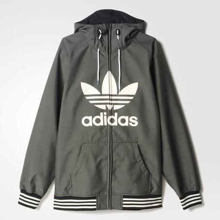 Adidas Greeley Softshell Jacket - Black