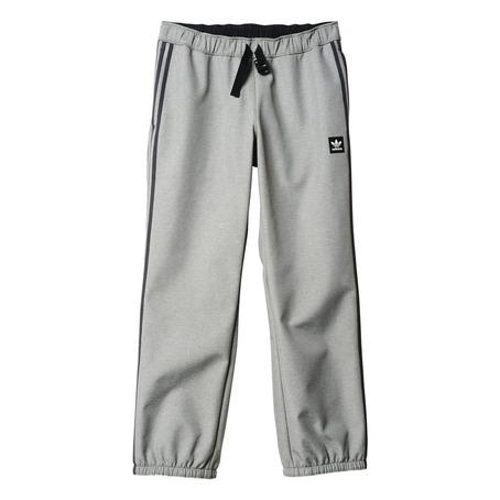Adidas Lazy Man Snowboard Pants - Core Heather