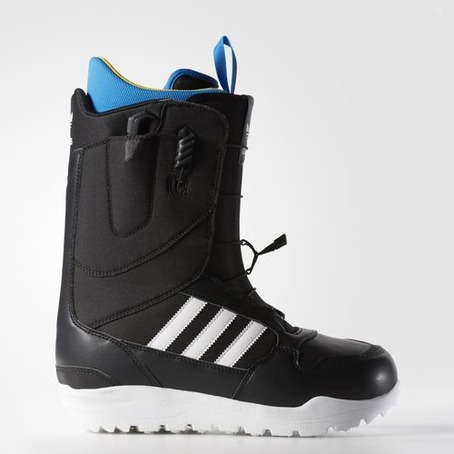 Adidas ZX 500 Snowboard Boot - Black/White