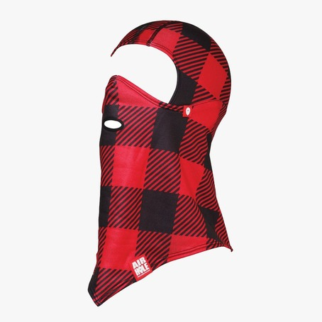 Airhole Polar Balaclava - Red Buffalo