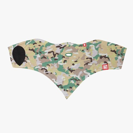 Airhole Standard 2 Layer Facemask - Tundra Camo