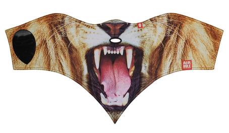 Airhole Standard Face Mask - Lion