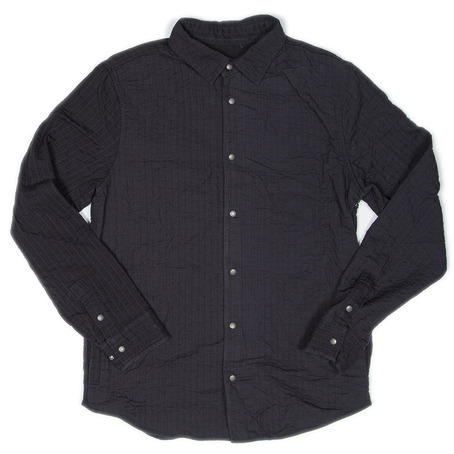 Altamont Connector Shirt/Jacket - Ash Black