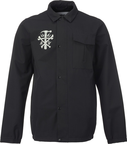Analog 3LS Foxhole Jacket - True Black