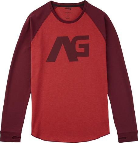 Analog Agonize Base Layer - Redstone