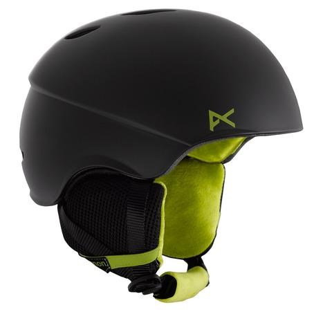 Anon. Helo Helmet - Black - Anon. Snowboard Helmet