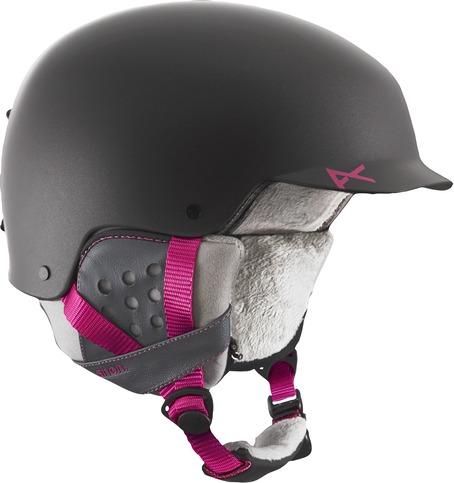 Anon Aera Helmet - Black - Anon Womens Snowboard Helmet