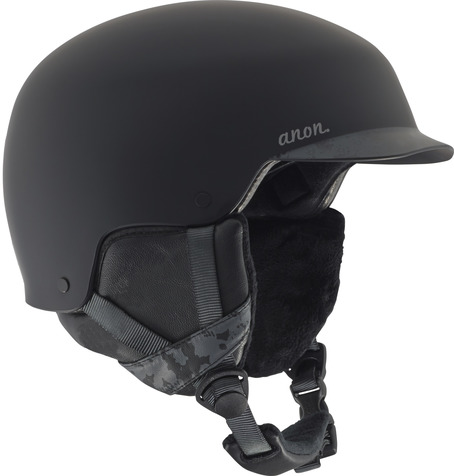 Anon Aera Womens Helmet - Black