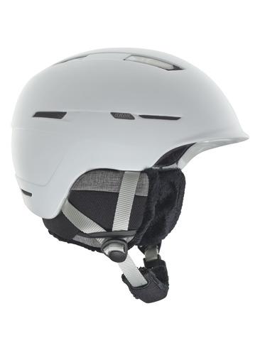 Anon Auburn Helmet - Marble White