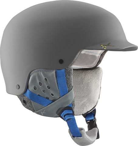 Anon Blitz Helmet - Camo Inc Gray