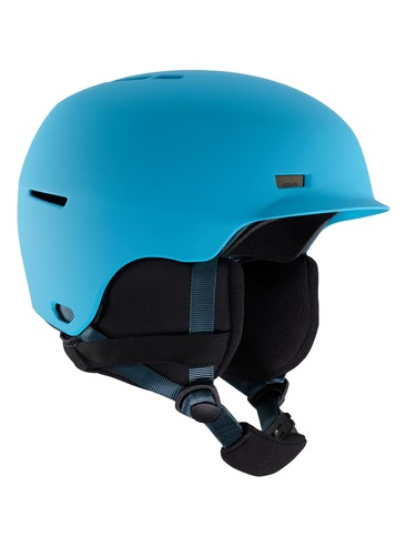 Anon Flash Kids Helmet - Blue