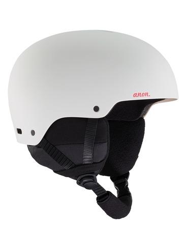 Anon Greta 3 Helmet - White