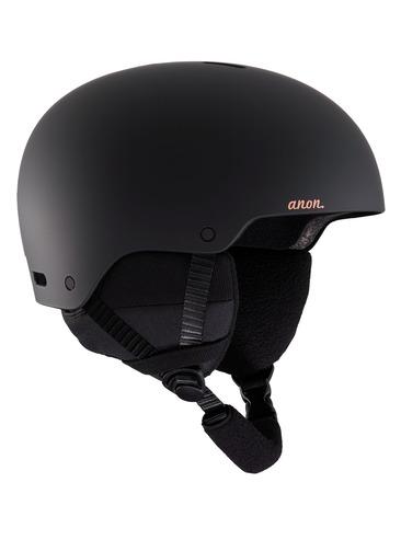 Anon Greta 3 Helmet - Black