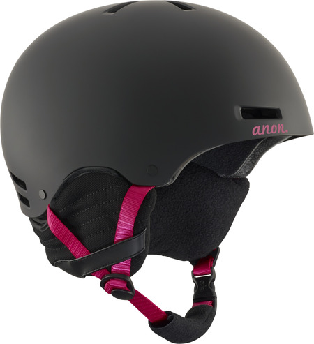Anon Greta Helmet - Black Cherry
