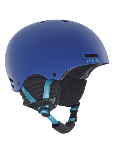 Anon Greta Womens Helmet - Blue