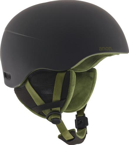 Anon Helo 2.0 Helmet - Black/Olive
