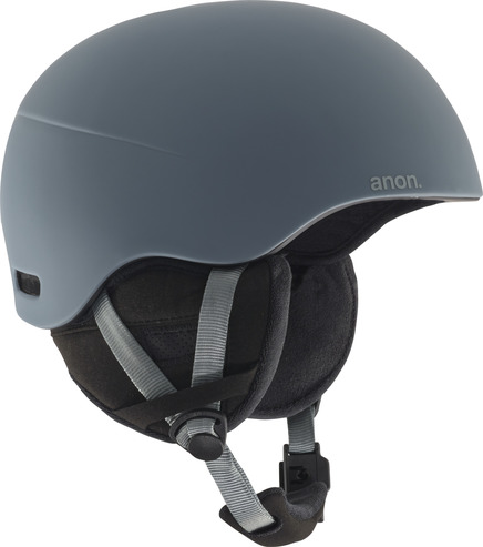 Anon Helo 2.0 Helmet - Dark Grey