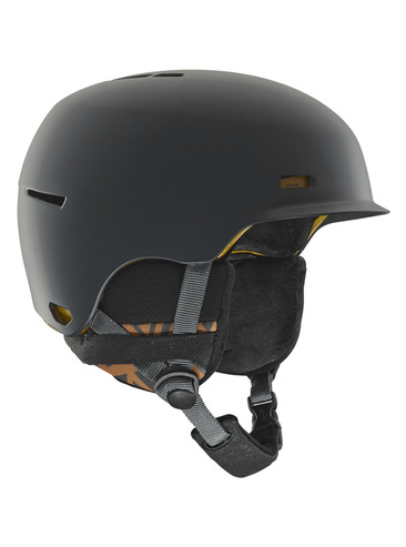 Anon Highwire Helmet - Dark Grey